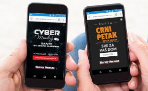 Black Friday i Cyber Monday ukratko: mobile obara rekorde!